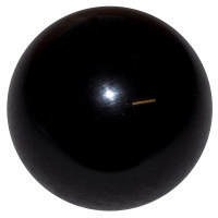 Solid Black Shifter Knob