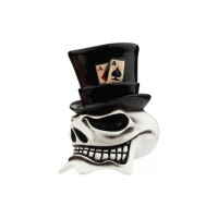 McPhail Top Hat Skull Shifter Knob