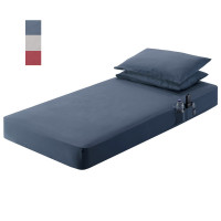 "42"" x 85"" Sleeper Cab Sheet Set Midnight Blue"