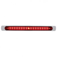 STT Light Bar With 19 LEDs & Chrome Bezel