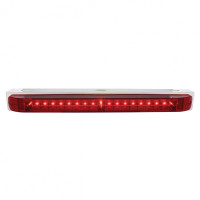 STT LED Light Bar With Stainless Steel Bracket - Without Chrome Bezel