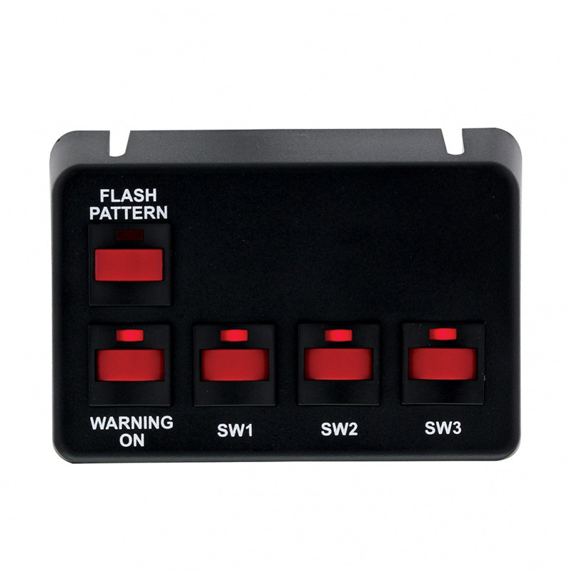 Multi Purpose 5 Switch Control Panel