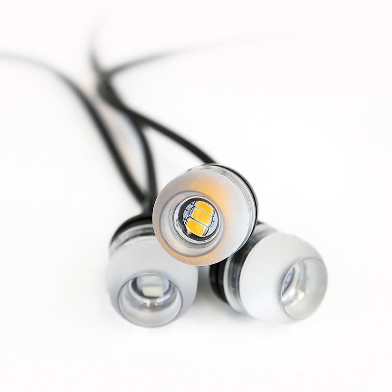 Frosted LED Marker Light