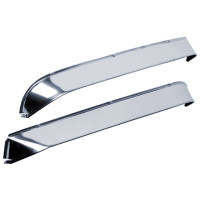 Chevrolet 1500 AVS Stainless Ventshade 2 Piece