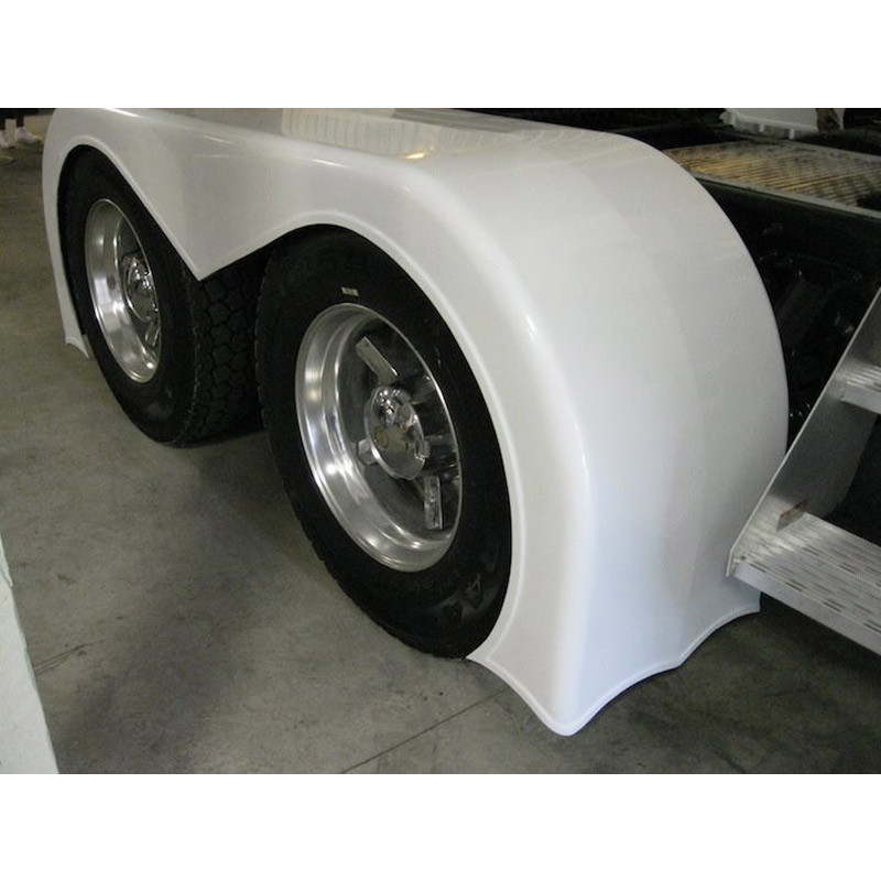 """WIDOWMAKER X"" Full Rear Fender Set"