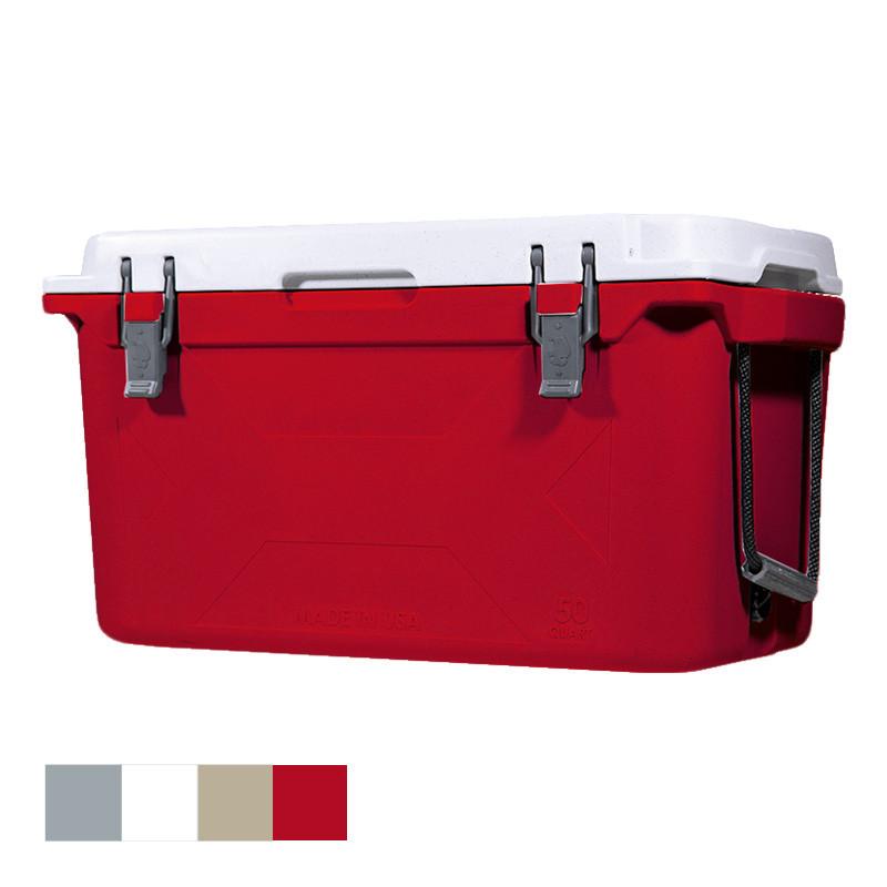 Bison 50 Quart Hard Cooler - Colors