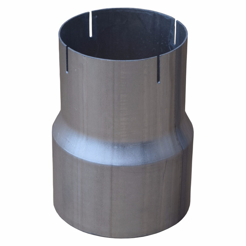 Aluminized exhaust reducer actual image