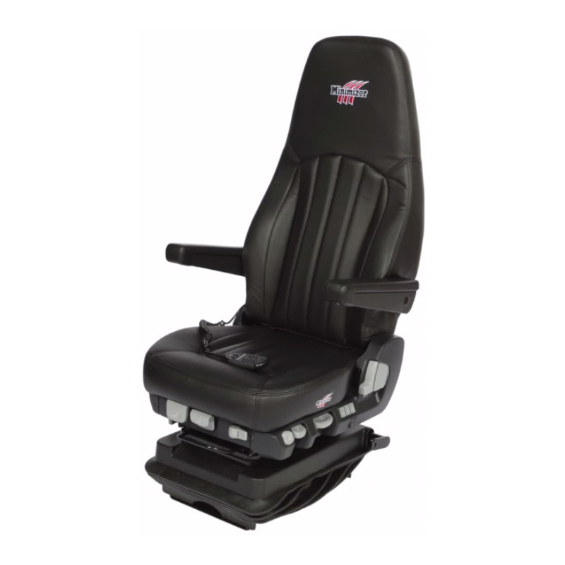 Minimizer Air Ride Truck Seat Long Haul Series Raney S