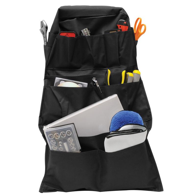 RoadPro 14-Pocket Seat-Back Organizer