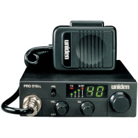 Uniden PRO-510XL 40 Channel Compact CB Radio