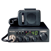 Uniden PRO-520XL 40 Channel Compact CB Radio