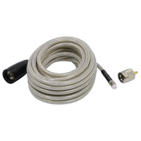 Wilson Antennas 18' Coax Cable with PL-259/FME Connectors