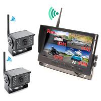 Heavy Duty Digital Wireless Camera System (Base Package)