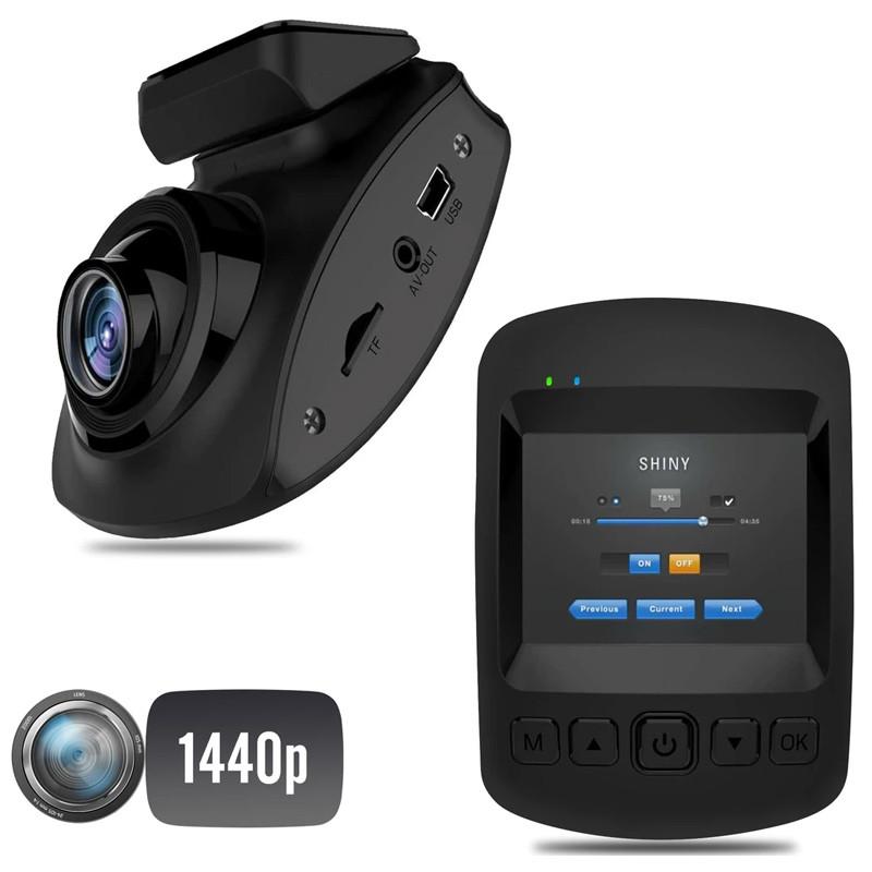 EagleEye 2nd Generation 1440P HD WDR Dash Camera With G-Sensor