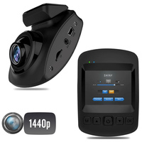 EagleEye 2nd Generation 1440P HD WDR Dash Camera With G-Sensor