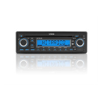 VDO 12V Radio CD/MP3 USB Bluetooth