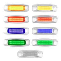 5 Inch Rectangular LED Marker Lights - All Styles