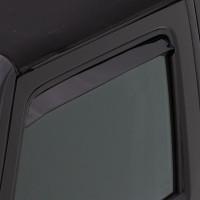 Ford Ranger AVS Black Ventshade 2 Piece