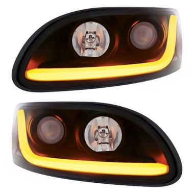 Peterbilt 330 335 384 386 387 Blackout Projector Headlight