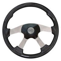 Wildwood Black Steering Wheel