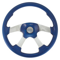 Wildwood Blue Steering Wheel