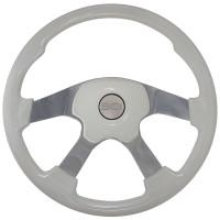 Wildwood Ivory Steering Wheel