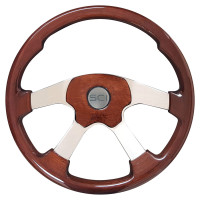 Wildwood Mahogany Steering Wheel