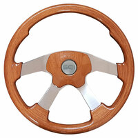 Wildwood Light Mahogany Steering Wheel