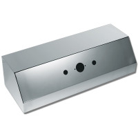 Stainless Steel Universal Trailer Airline Box By Valley Chrome - Standard