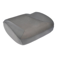 International Vinyl & Cloth Seat Cushion Light Gray 2595485C92
