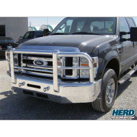 Ford Super Duty F-2/3/4/550 Excursion Herd AeroLT Bumper Grill Guard