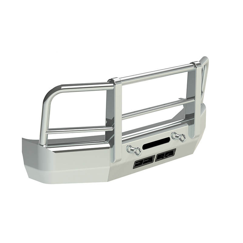 GMC 2500HD 3500HD Herd Aero LT Bumper Grill Guard