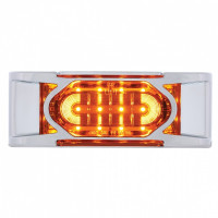 Clearance Marker Light Amber Lens Amber LED