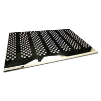 Brunner Fabrication Embossed Deck Plate