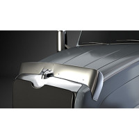 Peterbilt 579 Stainless Steel Bug Deflector