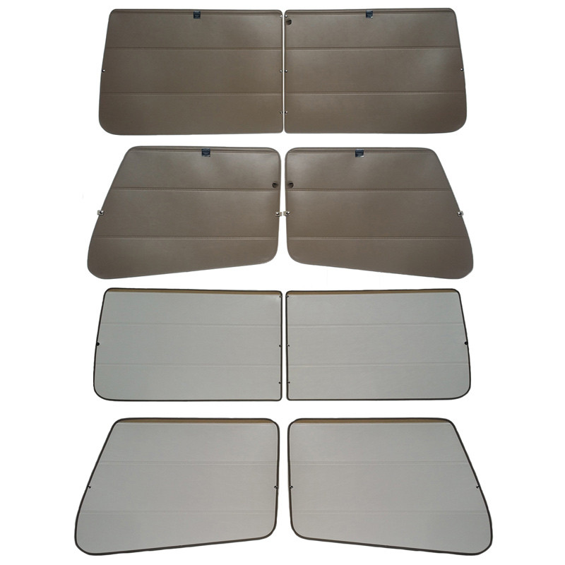 Freightliner Premium Contemporary Window Covers