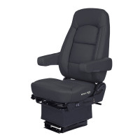 Bostrom HiPro Wide Ride Core Seat  With Arm Rest