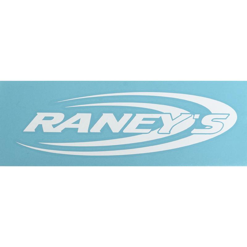 "Raneys 8"" Decal"