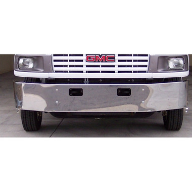 Gmc C4500 C5500 Chrome Bumper By Valley Chrome Raney S