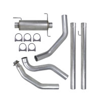"Pypes Dodge Ram 2500 3500 5.9L 5"" Turbo Back Exhaust System"