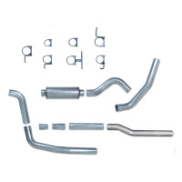 """Pypes Ford F-250 F-350 4"""" Turbo Back Exhaust System"""