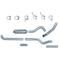 "Pypes Chevy 6.6L 4"" Turbo Back Exhaust System"
