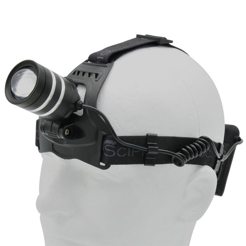 Headlamp Tactical Cree T6 LED Front View