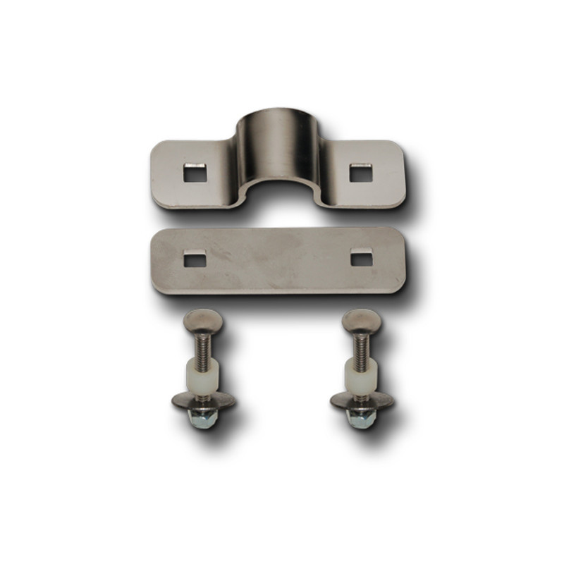Bores Replacement Strap Bracket for Bumper Guides