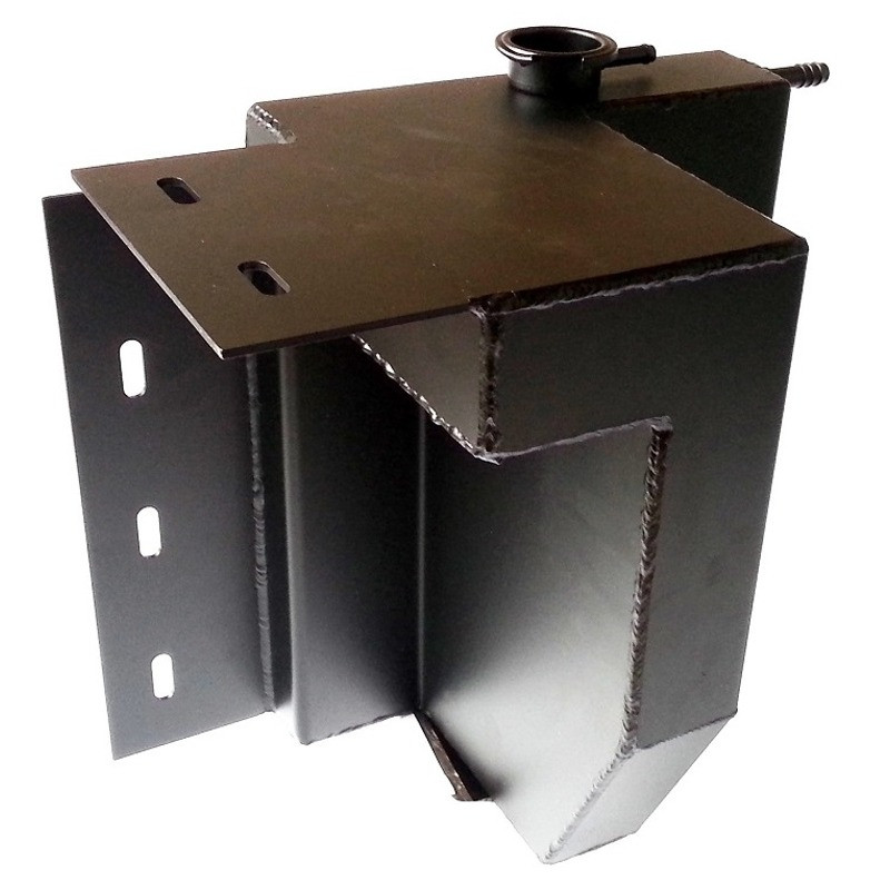 International Metal Coolant Reservoir Tank Replacement