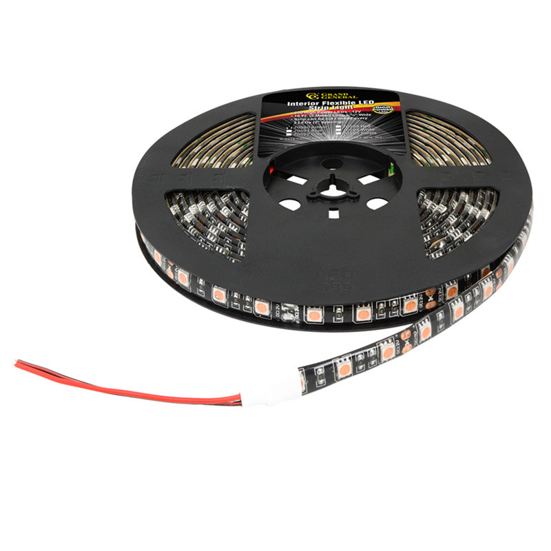 Interior Flexible 16ft 300 LED Light Strip - Roll