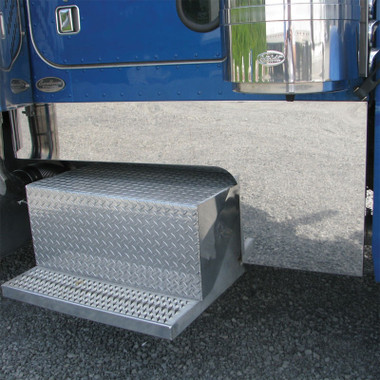 Peterbilt 379 deep cowl cab and sleeper panel kit raney - Peterbilt 379 interior accessories ...