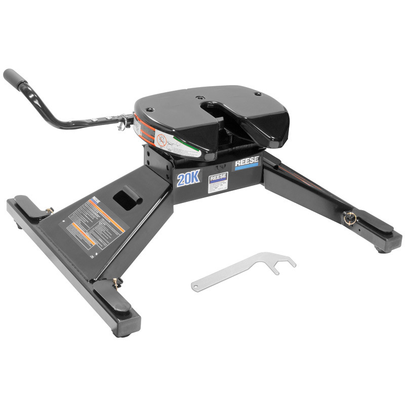 Reese 20K Fifth Wheel Drop-In For Dodge Ram 2500 3500 HD With OE Rail System 30160