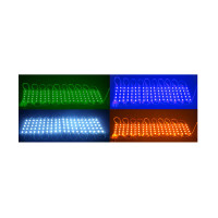 "10"" LED Light Bar Strips"