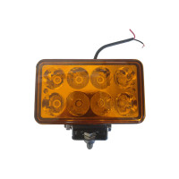 "3.5"" x 6"" Rectangular LED Fog Light"